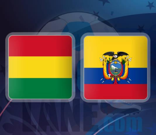 Боливия - Эквадор 11 октября 2016 года