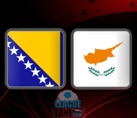 Босния и Герцеговина - Кипр 10 октября 2016 года