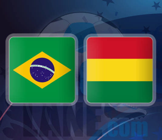 Бразилия - Боливия 7 октября 2016 года