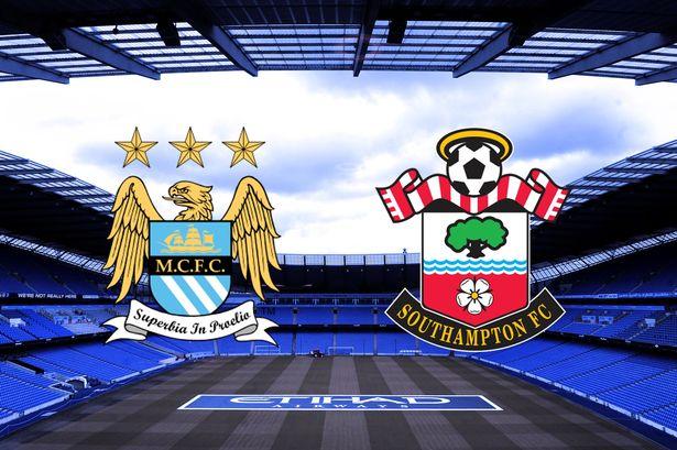 Манчестер Сити - Саутгемптон 22 октября 2016 года