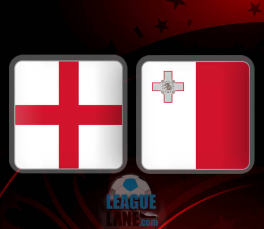 Англия - Мальта 8 октября 2016 года