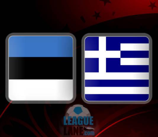 Эстония - Греция 10 октября 2016 года