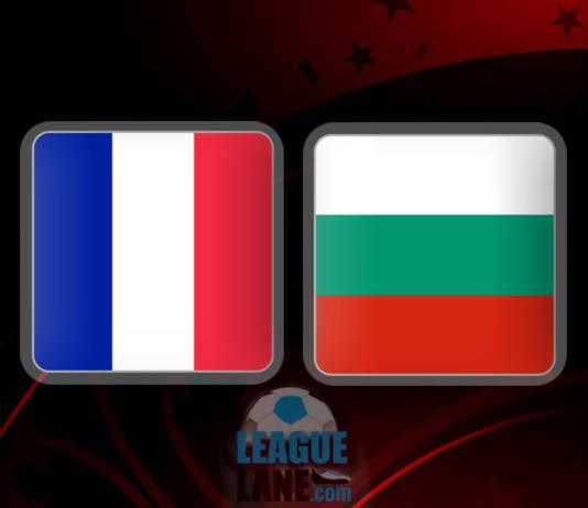 Франция - Болгария 7 октября 2016 года