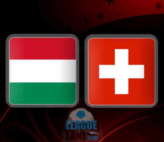 Венгрия - Швейцария 7 октября 2016 года