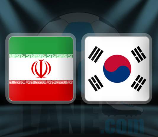 Иран - Южная Корея 11 октября 2016 года