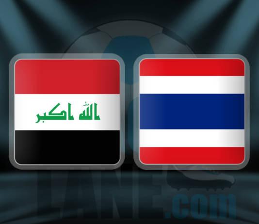 Ирак - Таиланд 11 октября 2016