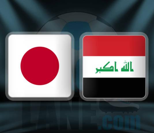 Япония - Ирак 6 октября 2016 года