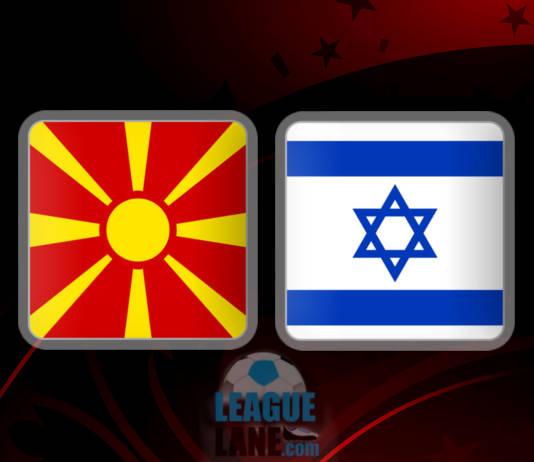 Македония - Израиль 6 октября 2016 года