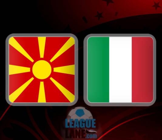 Македония - Италия 9 октября 2016 года