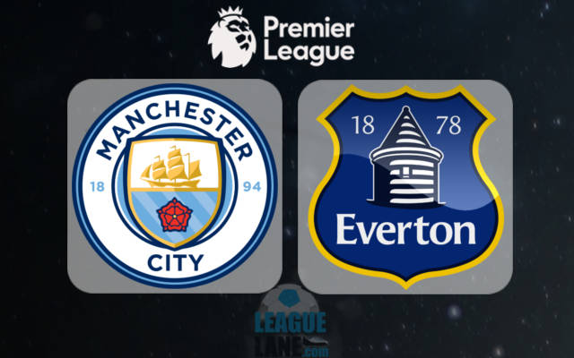 Манчестер Сити - Эвертон 15 октября 2016 года