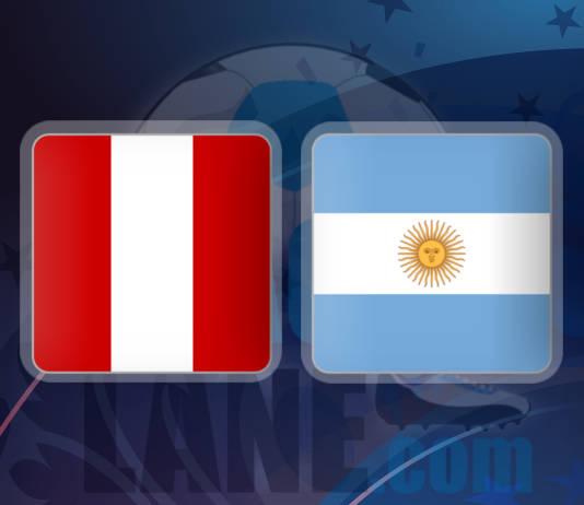 Перу - Аргентина 7 октября 2016 года