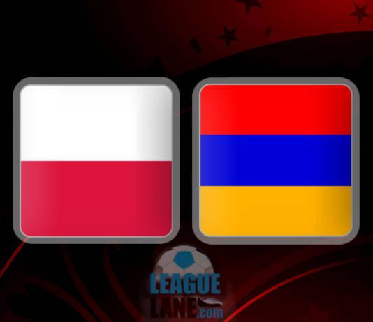 Польша - Армения 11 октября 2016 года