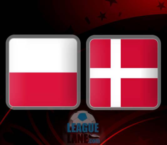 Польша - Дания 8 октября 2016 года
