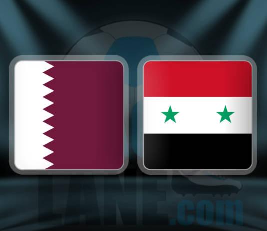 Катар - Сирия 11 октября 2016 года
