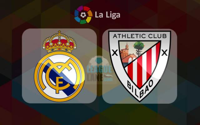 Реал Мадрид - Атлетик Бильбао 23 октября 2016 года