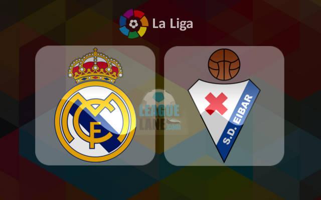 Реал Мадрид - Эйбар 2 октября 2016 года