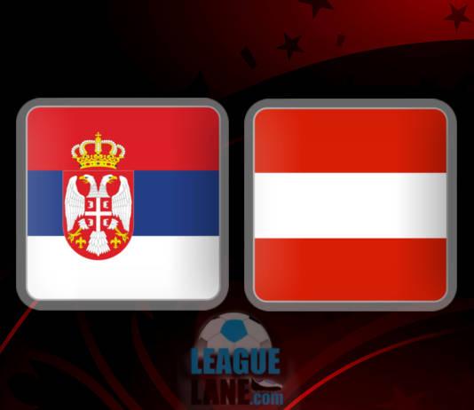 Сербия - Австрия 9 октября 2016 года