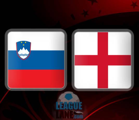 Словения - Англия 11 октября 2016 года