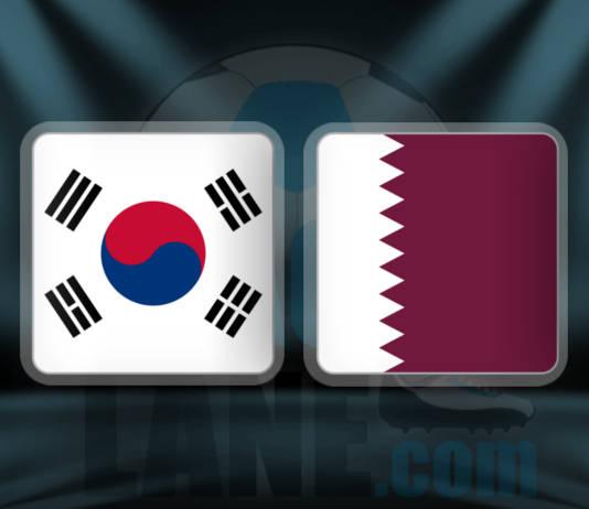 Южная Корея - Катар 6 октября 2016 года