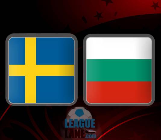 Швеция - Болгария 10 октября 2016 года