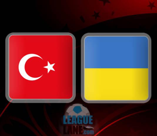 Турция - Украина 6 октября 2016 года