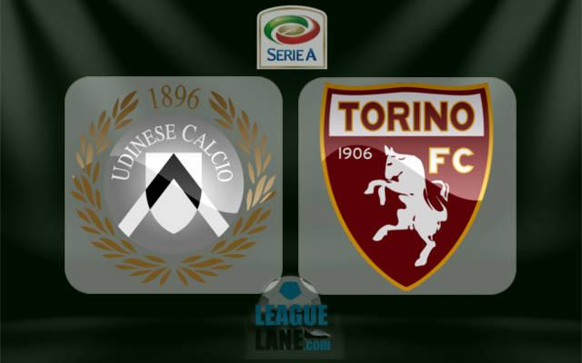 Удинезе - Торино 31 октября 2016 год