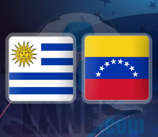 Уругвай - Венесуэла 7 октября 2016 года