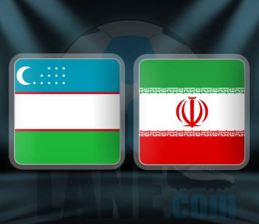 Узбекистан - Иран 6 октября 2016 года