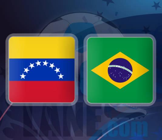 Венесуэла - Бразилия 11 октября 2016 года