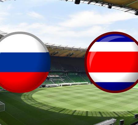 Россия - Коста-Рика 9 октября 2016 года