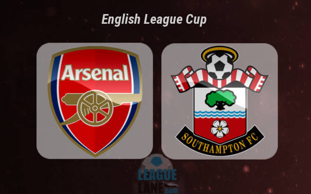 Арсенал - Саутгемптон 30 ноября 2016 года кубок английской лиги