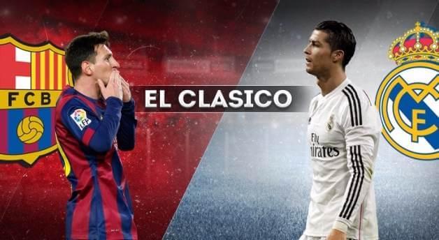 Барселона - Реал Мадрид по какому каналу покажут прямую трансляцию