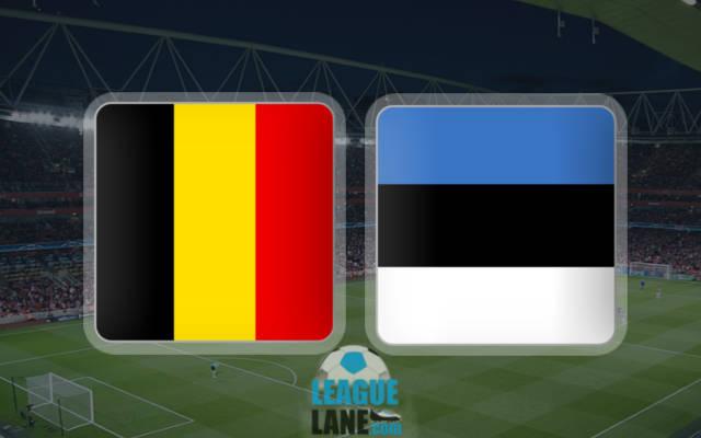 Бельгия – Эстония 13 ноября 2016 года