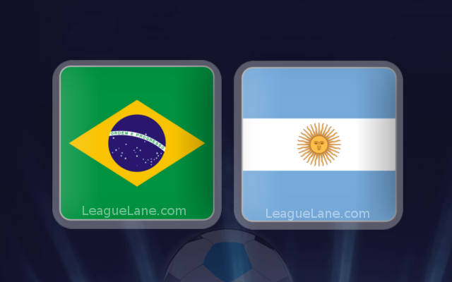 Бразилия - Аргентина 11 ноября 2016 года