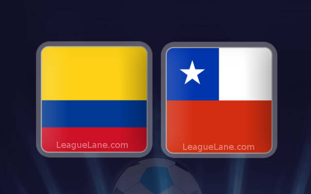 Колумбия - Чили 10 ноября 2016 года