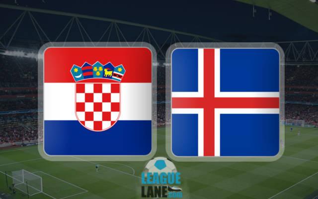 Хорватия – Исландия 12 ноября 2016 года
