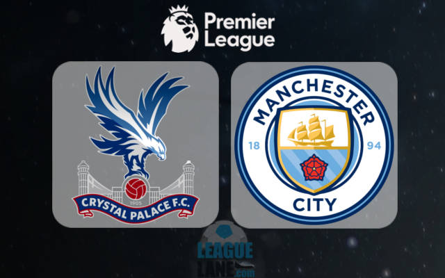 Критсал Пэлас – Манчестер Сити 19 ноября 2016 года