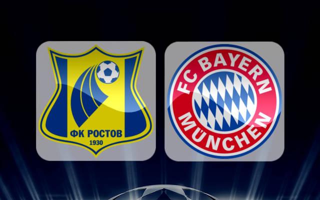 Ростов - Бавария 23 ноября 2016 года анонс матча Лиги Чемпионов