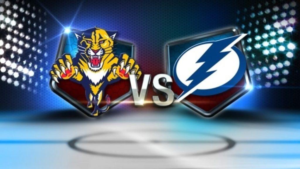 Флорида Пантерз - Тампа Бэй Лайтнинг 7 ноября 2016 года анонс матча