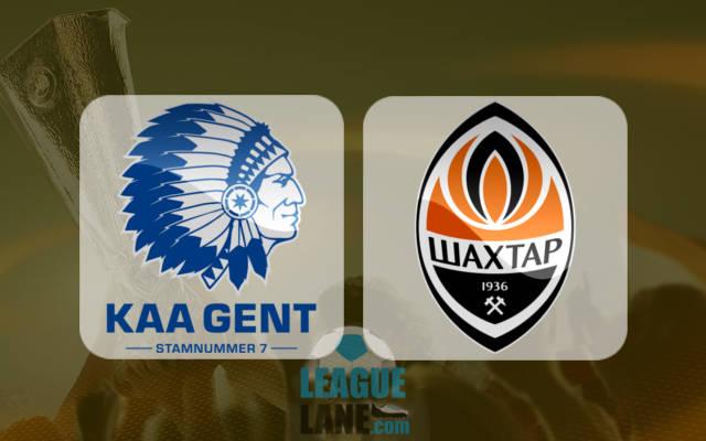 анонс матча Гент - Шахтер Донецк 3 ноября 2016 года