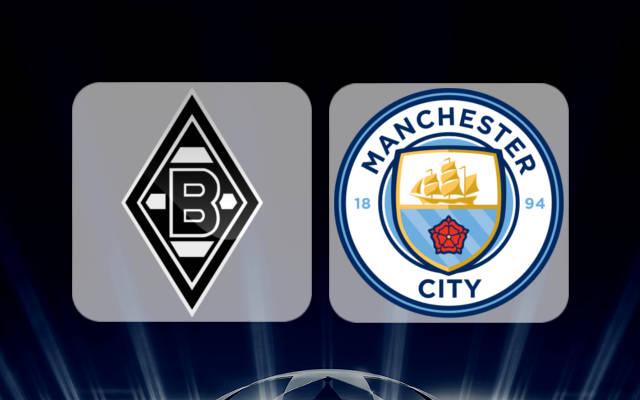 Боруссия Менхенгладбах - Манчестер Сити 23 ноября 2016 года