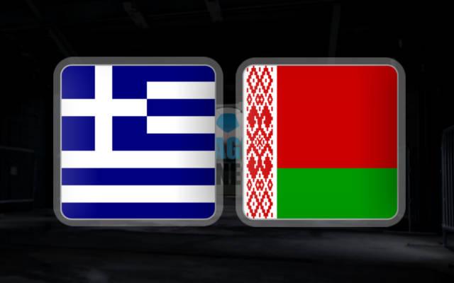 Греция - Беларусь 9 ноября анонс матча