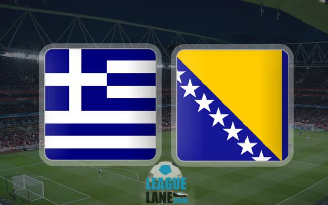 Греция – Босния и Герцеговина 13 ноября 2016 года