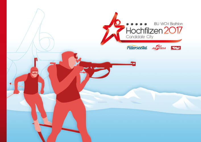 Хохфильцен чемпионат Мира по биатлону 2016-2017