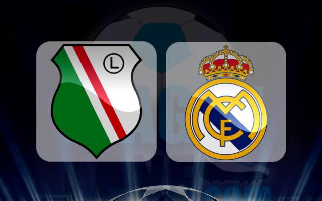 Легия Варшава - Реал Мадрид 2 ноября 2016 года
