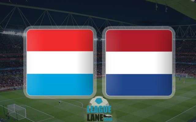 Люксембург – Нидерланды 13 ноября 2016 года