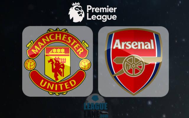 Манчестер Юнайтед - Арсенал 18 ноября 2016 года