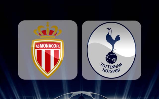 Монако - Тоттенхэм 22 ноября 2016 года анонс матча