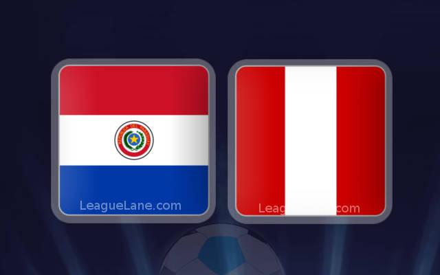 Парагвай - Перу 11 ноября 2016 года