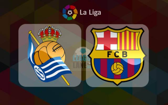 Реал Сосьедад - Барселона 27 ноября 2016 года